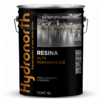 Hydronorth - Resina Alta Performance