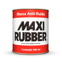 Maxi Rubber - Massa Anti-Ruído