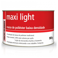 Maxi Rubber - Maxi Light C/ Catalisador